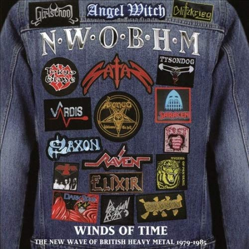 Winds of Time: The New Wave of British Heavy Metal 1979-1985 [Box]