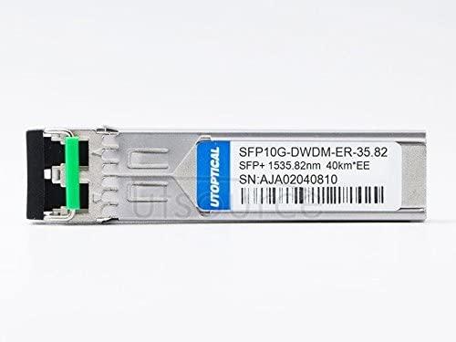 DWDM-SFP10G-35.82 Compatible SFP10G-DWDM-ER-35.82 1535.82nm 40km DOM Transceiver(Compatible:Extreme)