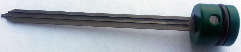 Cadex 22020-2 Driver/Piston Assembly w/O-ring for Cadex V1/23.35B & V1/23.35C 23 Gauge Pin Nailer