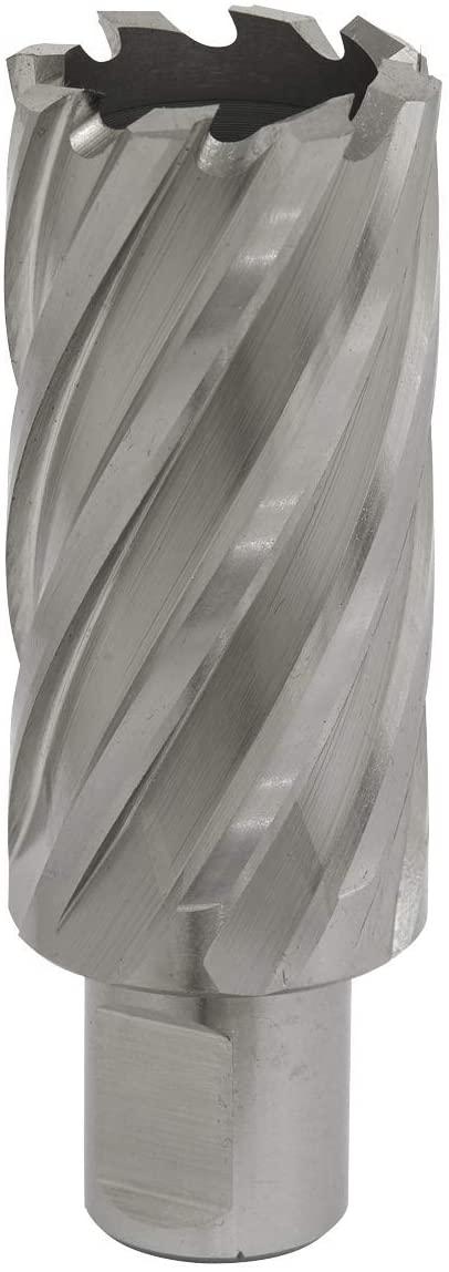 Sealey RBHSS30L Ø30mm Rotabor Cutter HSS - Cut Depth 50mm