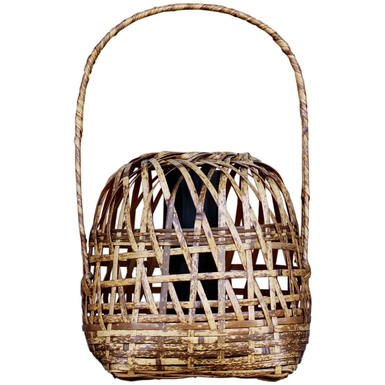 Tiger Bamboo Cotton Picking Basket