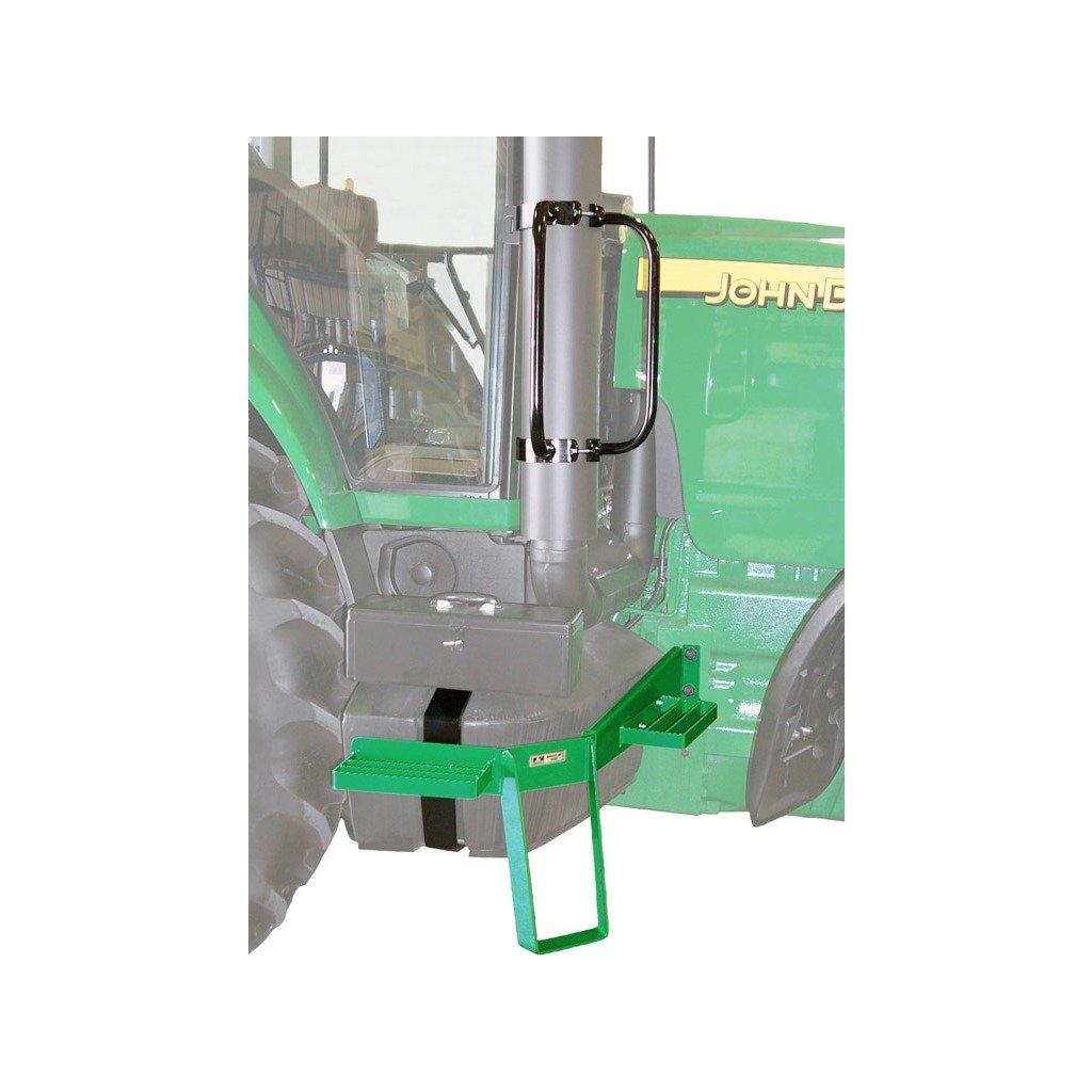 K&M 039-3414 JD 7200-7400 Series Window Step and Handrail