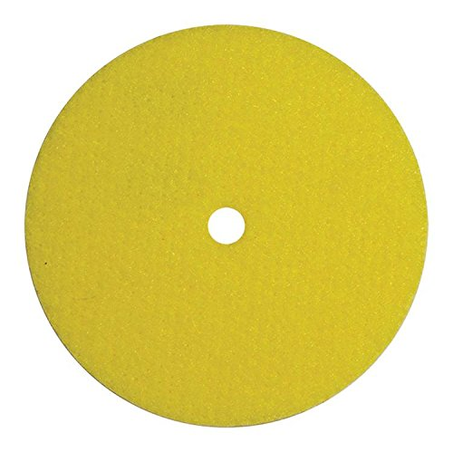 Walter Quick-Step High Polish Disc, High Density Merino Felt and Cotton, 7