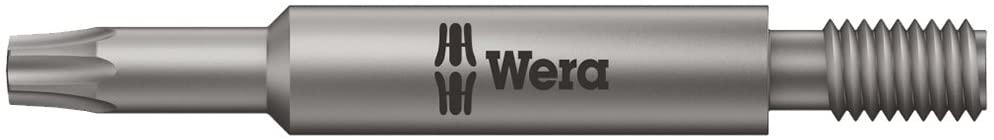 Wera 05064190001 Bits for TORX threaded 867/16-10/32
