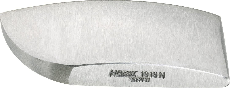Hazet 1919N Hand Anvil Toe Shape, 4.72 x 2.28 x 0.79