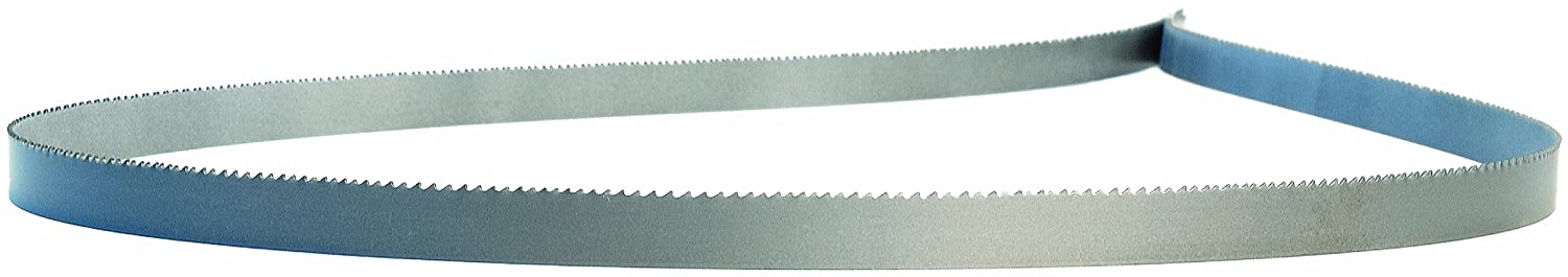Lenox Diemaster 2 Band Saw Blade, Bimetal, Regular Tooth, Wavy Set, Positive Rake, 118