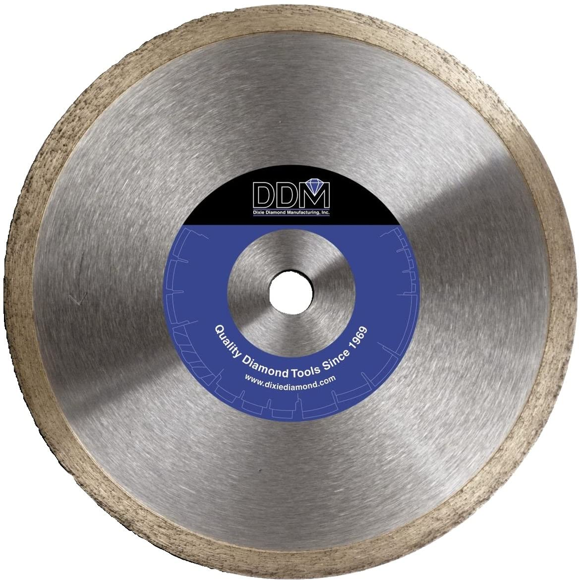 Dixie Diamond Manufacturing T206 Tile Blade Premium Grade for Wet Cutting, 6-Inch X 0.060-Inch X 5/8-Inch