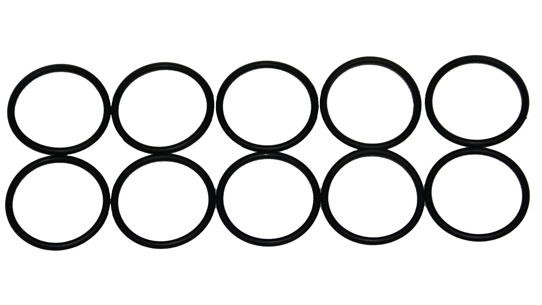 Sterling Seal ORVT121x10 Viton Number-121 Standard O-Ring, Fluoropolymer Elastomer, 70 Durometer Hardness, 1-1/16