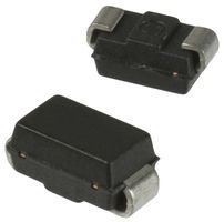 VISHAY GENERAL SEMICONDUCTOR SSA34-E3/61T SCHOTTKY RECTIFIER, 3A 40V DO-214AC (1 piece)