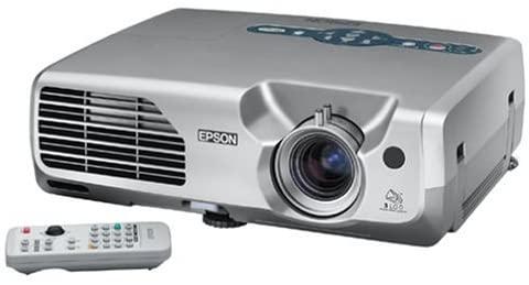 Epson PowerLite 821p Multimedia Video Projector