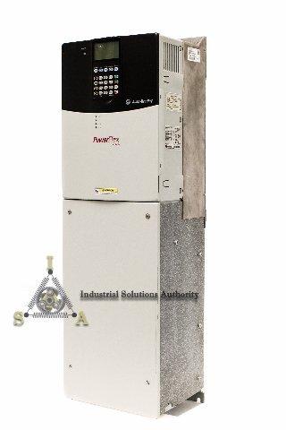 Rebuilt Allen-Bradley PowerFlex 700 VFD 20BD077A3NNNADC0 60 HP, 480 V, 1Yr Wty