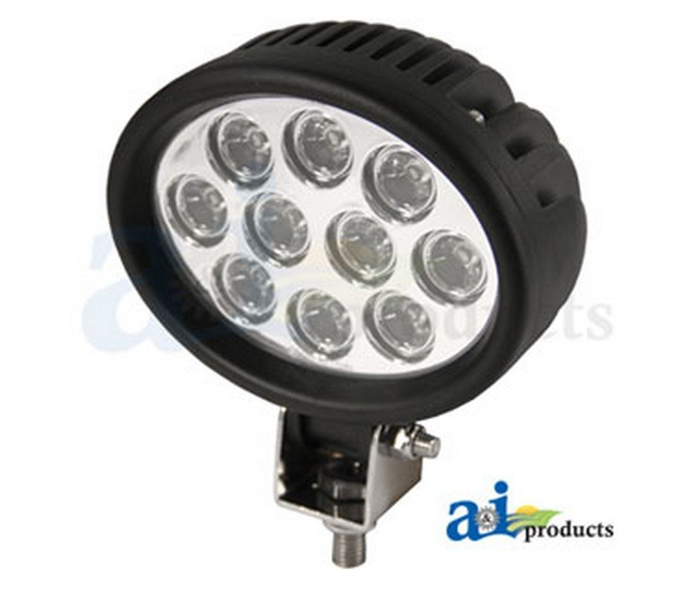 Worklamp LED Trapezoid Oval Part No: A-WL825