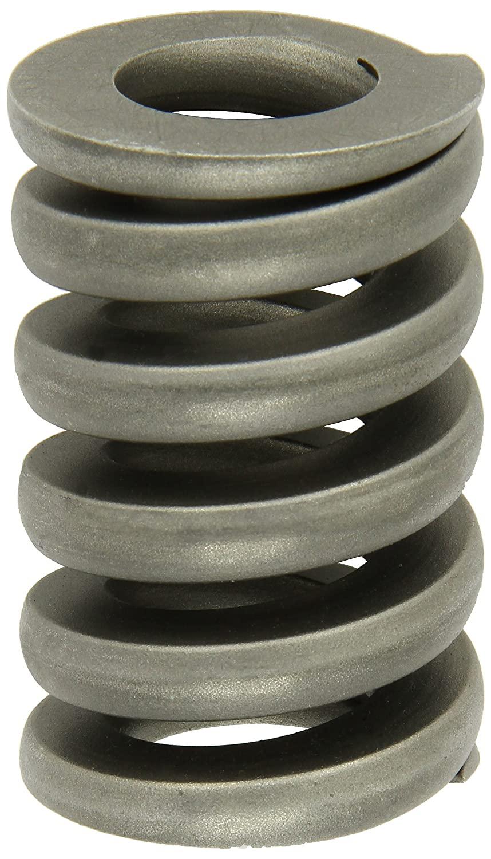 Heavy Duty Compression Spring, Chrome Silicon Steel Alloy, Inch, 2