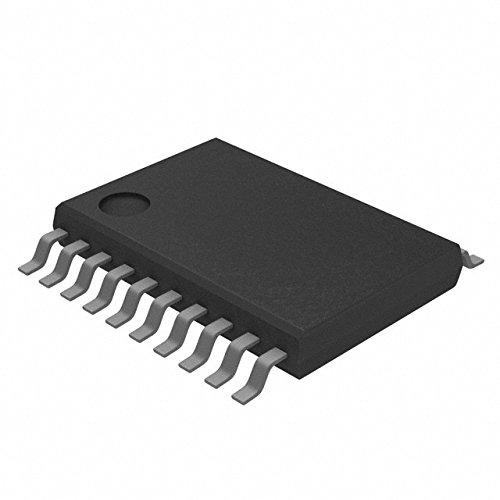 IC CLK SOURCE QUAD DIFF 20-TSSOP (10 pieces)