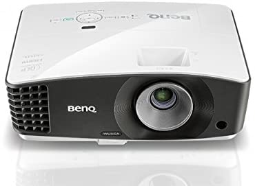 BenQ MU686 High Brightness Low Noise Business Projector with WUXGA for Wireless Presentation Projector