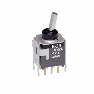NKK Switches Part Number B29HB