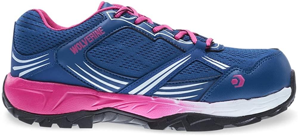 Wolverine Women's Rush ESD Comp Toe Hiker Work Shoe