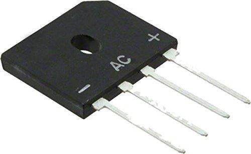 (5PCS) GBU802 RECT BRIDGE GPP 200V 8A GBU 802