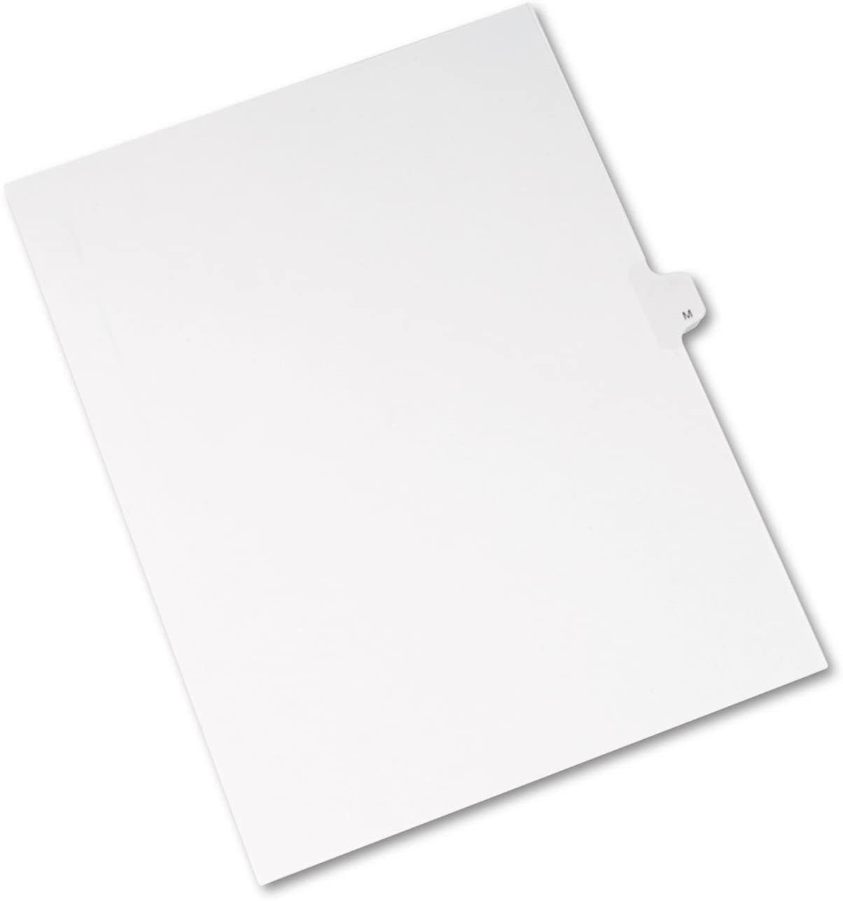 AVE82175 - Avery Individual Legal Tab Divider