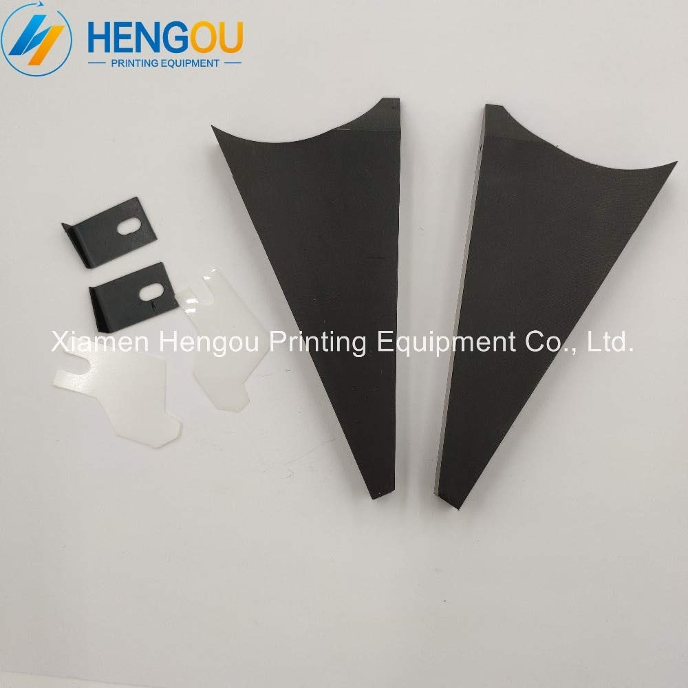Printer Parts 5 Pairs Good Quality Ink Fountain Insert end Plate for SM 52 Machine