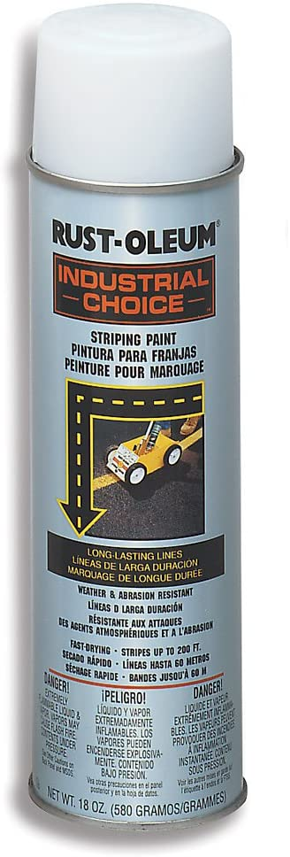 Industrial Coatings Inverted Striping Paint