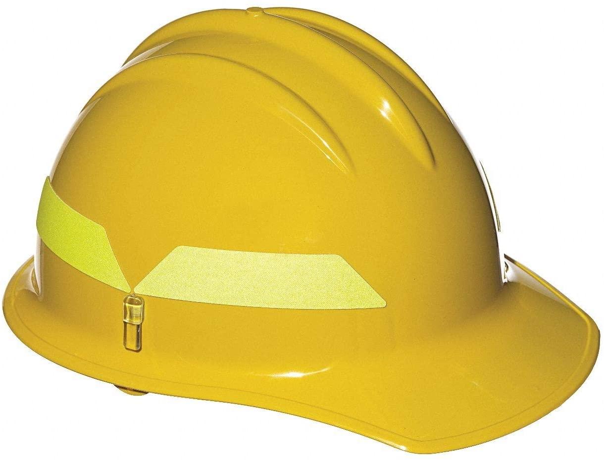 Bullard FCYLR - Fire Helmet Yellow Front Brim