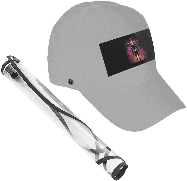 Evangelion Resurrection Splash-Proof Removable Protective, Unisex Protective Cap Anti-Spitting Cover Outdoor Hat For Anti-Fog, Anti-Saliva, Windproof Dustproof