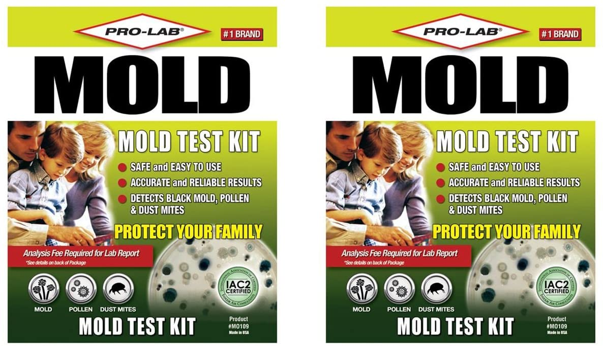 Pro-Lab MO109 Mold Do It Yourself Test Kit - 2 Pack