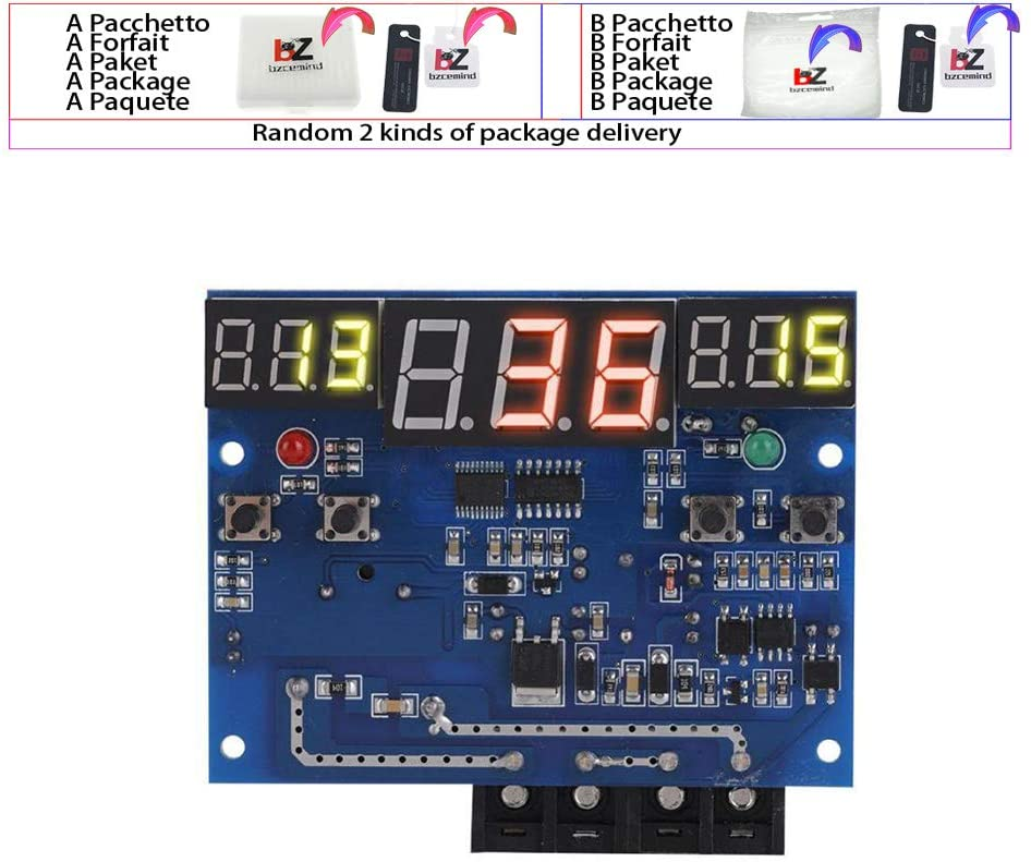 bzcemind Digital LED Display Thermostat Temperature Controller Switch Module Board Temperature Controller Board,220V 30A