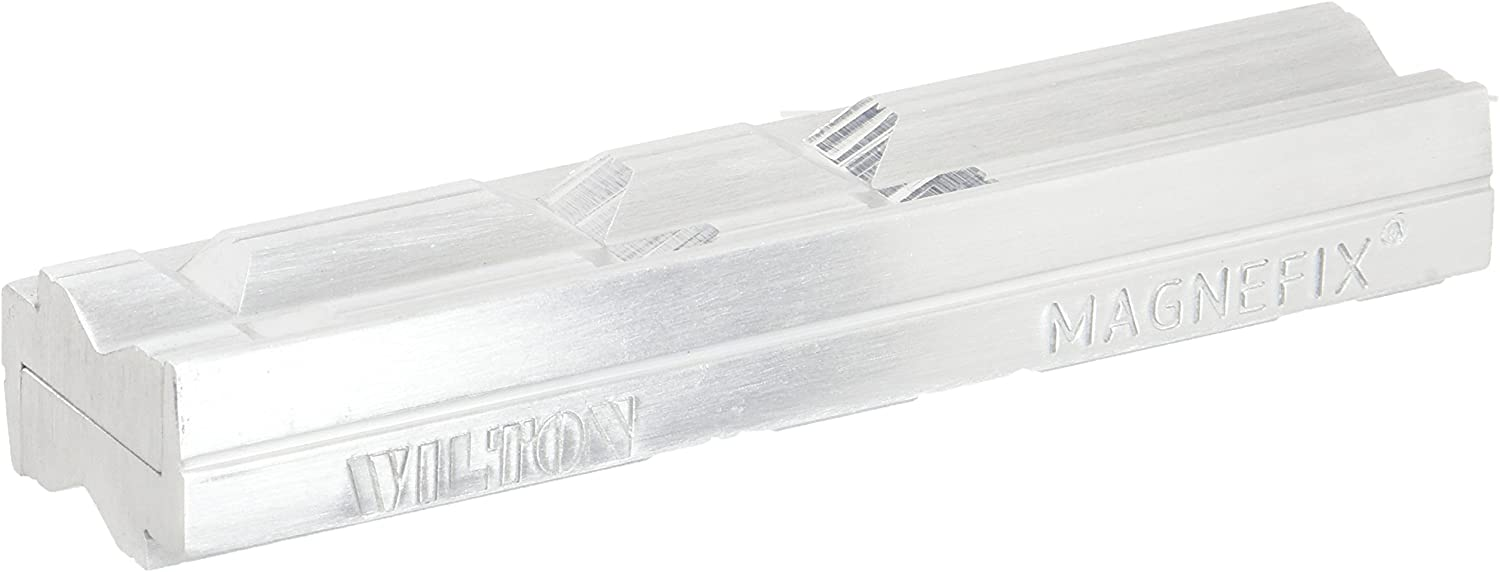 Wilton 14848 P-5, Prism Jaw Cap, 5-Inch Jaw Width, 2 -Pack