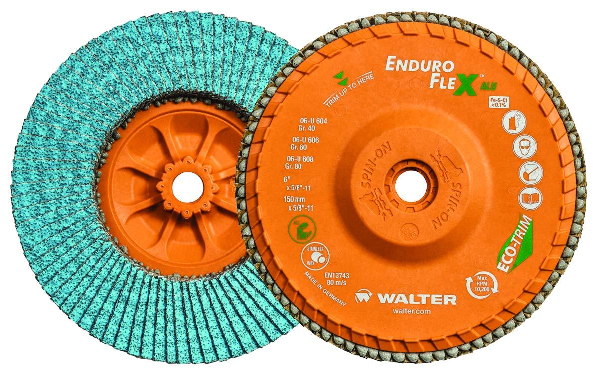Walter Surface Technologies Enduro-Flex Alu Blending Disc 6