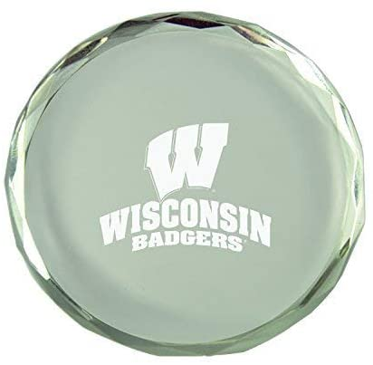 LXG, Inc. University of Wisconsin -Crystal Paper Weight