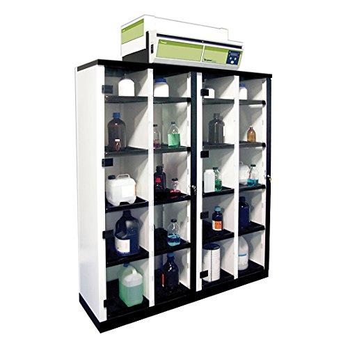 Erlab CaptairStore Filtering Storage Cabinet, 240L, Organic Filter, 115V/60Hz