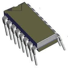 74F08 14 Pin Dip IC (1 piece)