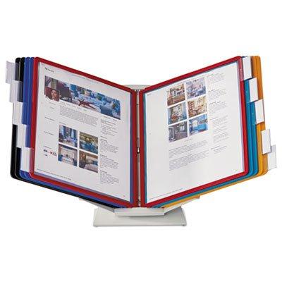 Vario Pro Desktop Reference System, 10 Panels, Legal, Assorted Borders & Panels (2 Pack)
