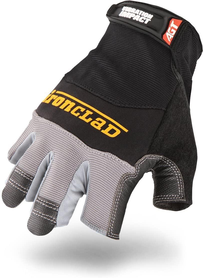 Ironclad MFI2-04-L Mach 5 Impact Glove, Large