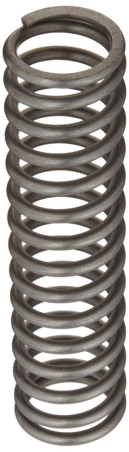 Music Wire Compression Spring, Steel, Inch, 1.225