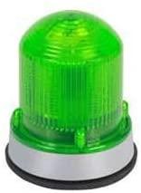 Edwards Signaling 125INCFG120A 125 Inc, Flash Green, 120VAC