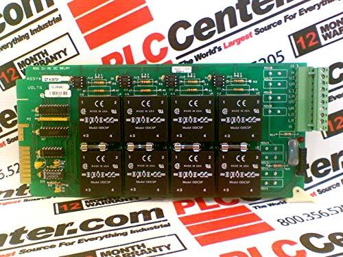 Quad TECH 38731 Relay Board AC/DC 12-24VAC