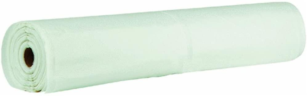 Berry Plastics C5416 Film-Gard Polyethylene Sheeting 16' X 50' 4Mil Clear