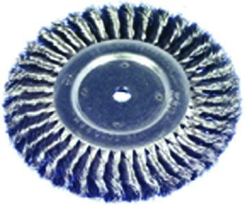 Twisted Wire Wheel Brush (4