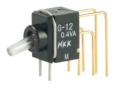 NKK Switches Part Number G12JVF