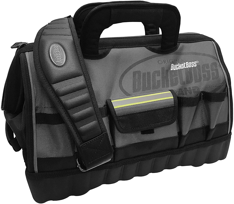 Bucket Boss - 18 HV Pro Tool Bag, Tool Bags - Professional Series (65118-HV)