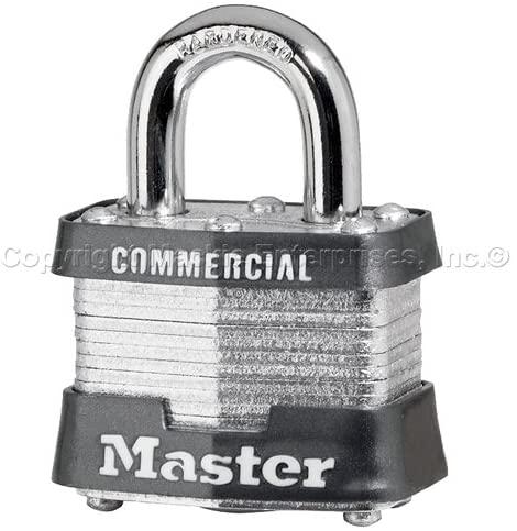 Master Lock 3KA Padlock - Key 3210