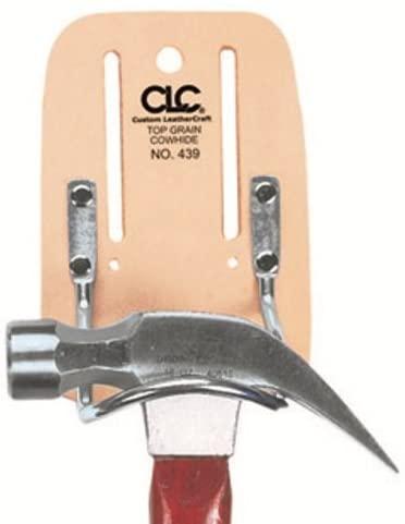 CLC Custom Leathercraft 439 Heavy Duty Steel Loop Hammer Holder