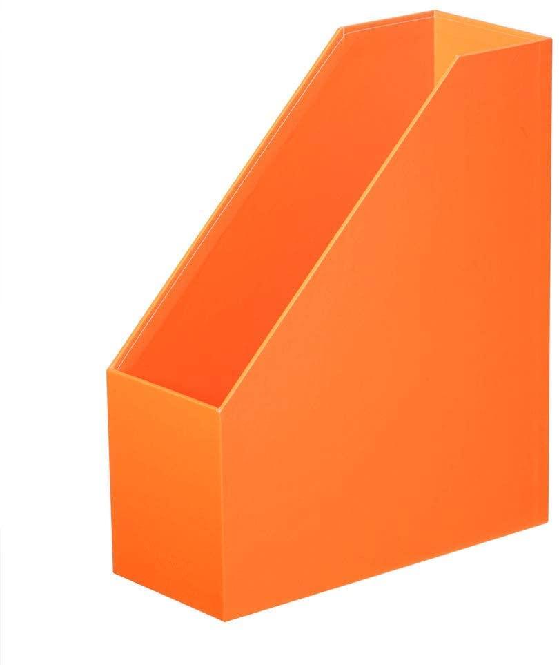 A Single Wooden Desktop Storage Rack File Information Management Rack is Used for Home and Office Desk Storage Data Rack 25.48 10.75 30.4cm