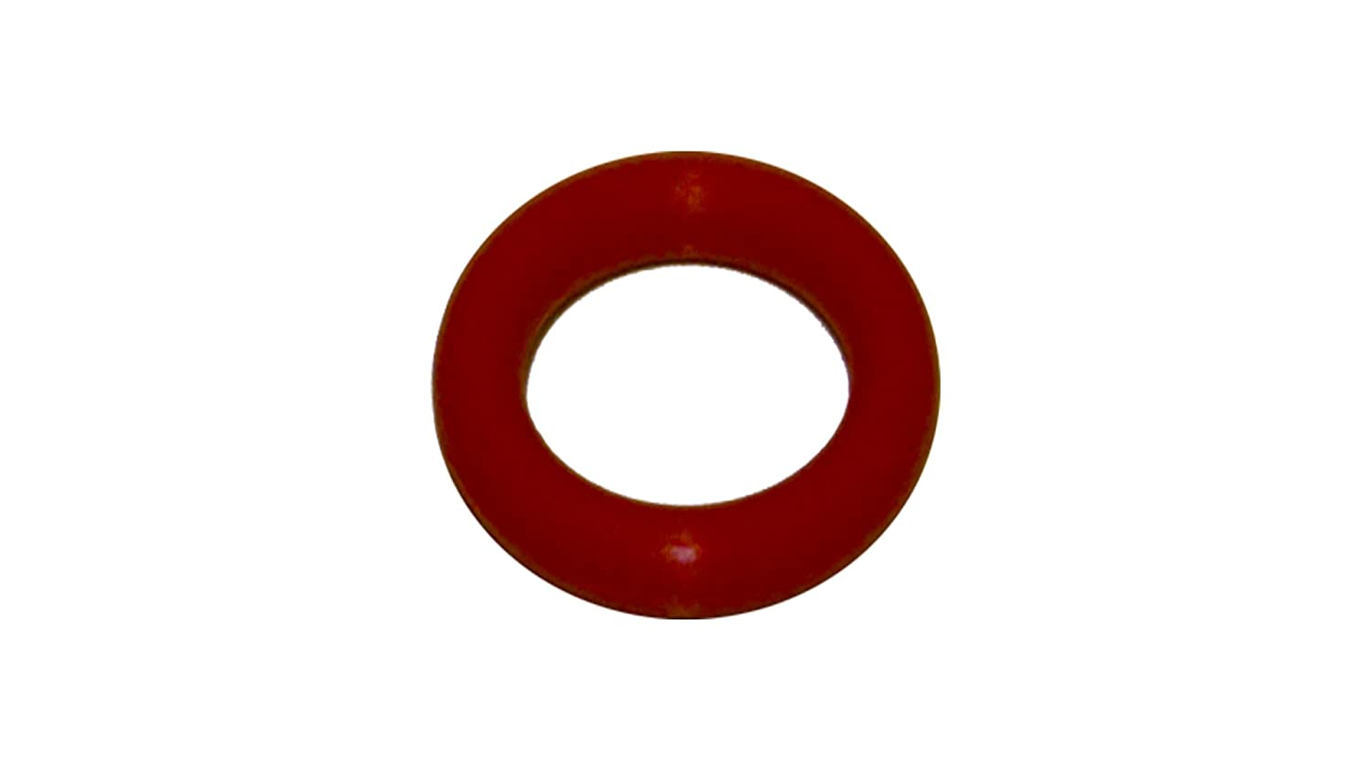 Sterling Seal and Supply (STCC) ORSIL428 Number 428 Standard Silicone O-Ring, Excellent Resistance to Oxygen, Ozone and Sunlight, Vinyl Methyl Silicone, 70 Durometer Hardness, 4-7/8