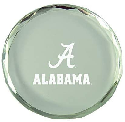 LXG, Inc. Univeristy of Alabama-Crystal Paper Weight