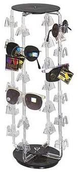 1pc, 24 Pair Rotating Eyeglass/Sunglass Display
