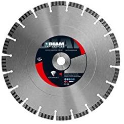 Diamond Disc BS70 D125x22.2 S4 Quality Diam Industries